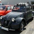 Citroën 2 cv azpl avec malle 1957-1960