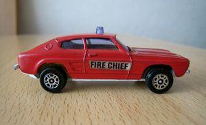 Ford capri pompier 03 -Corgi-
