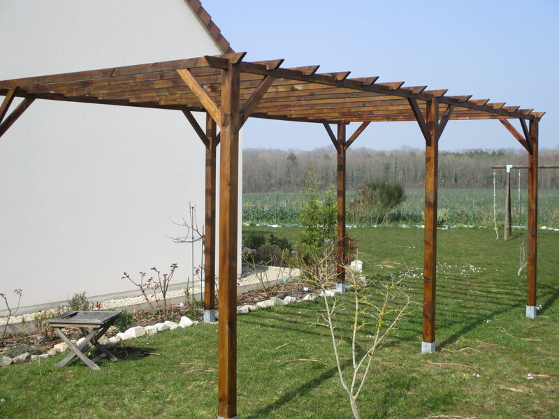 pergola glycine jacques perron mai with pergola glycine cool image result for pergola with. Black Bedroom Furniture Sets. Home Design Ideas