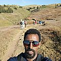 Trekking with abyss land ethiopie