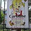 Caroline, l'univers de pierre probst