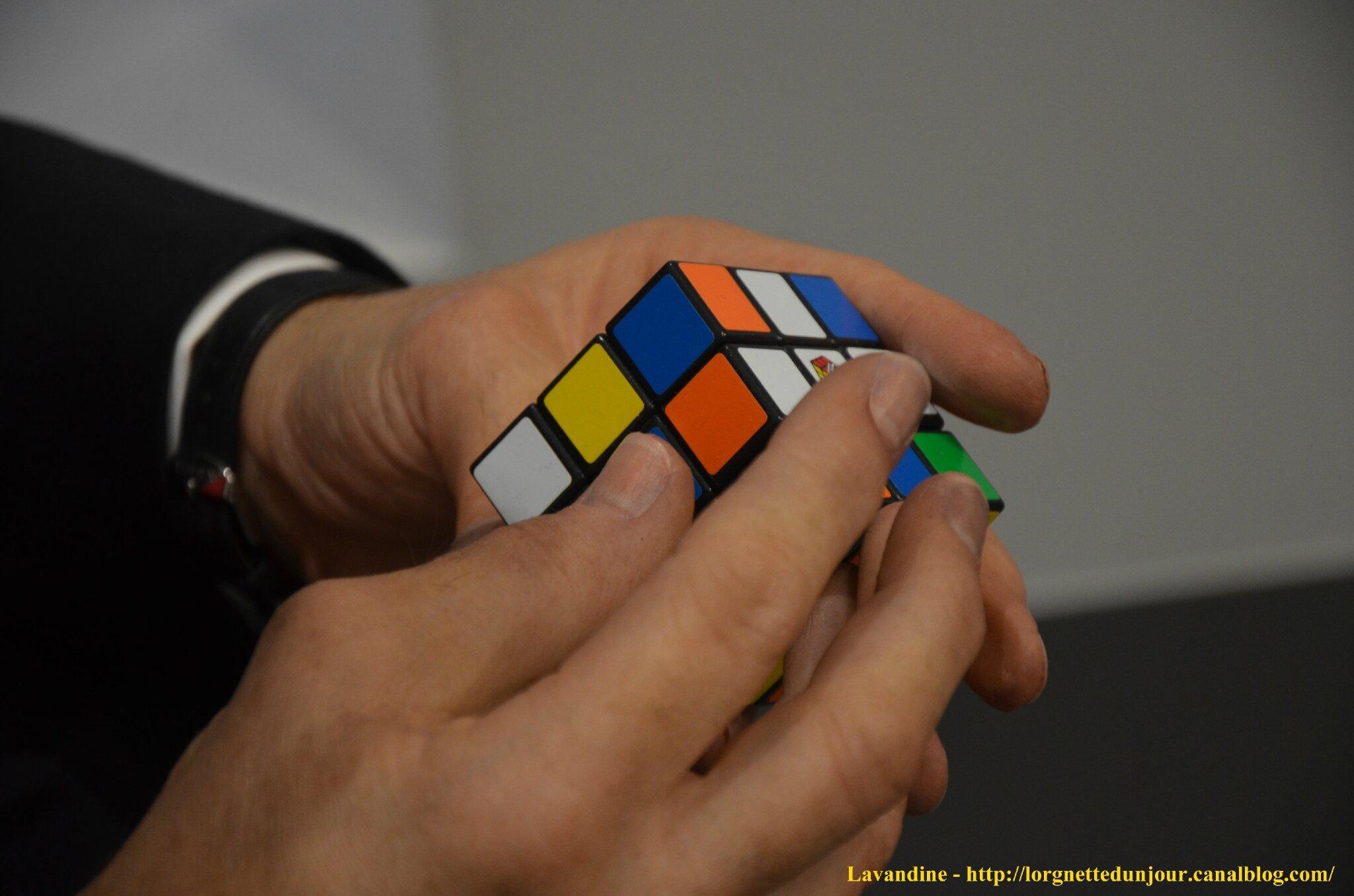 18/07/14 : Rubik's Cube