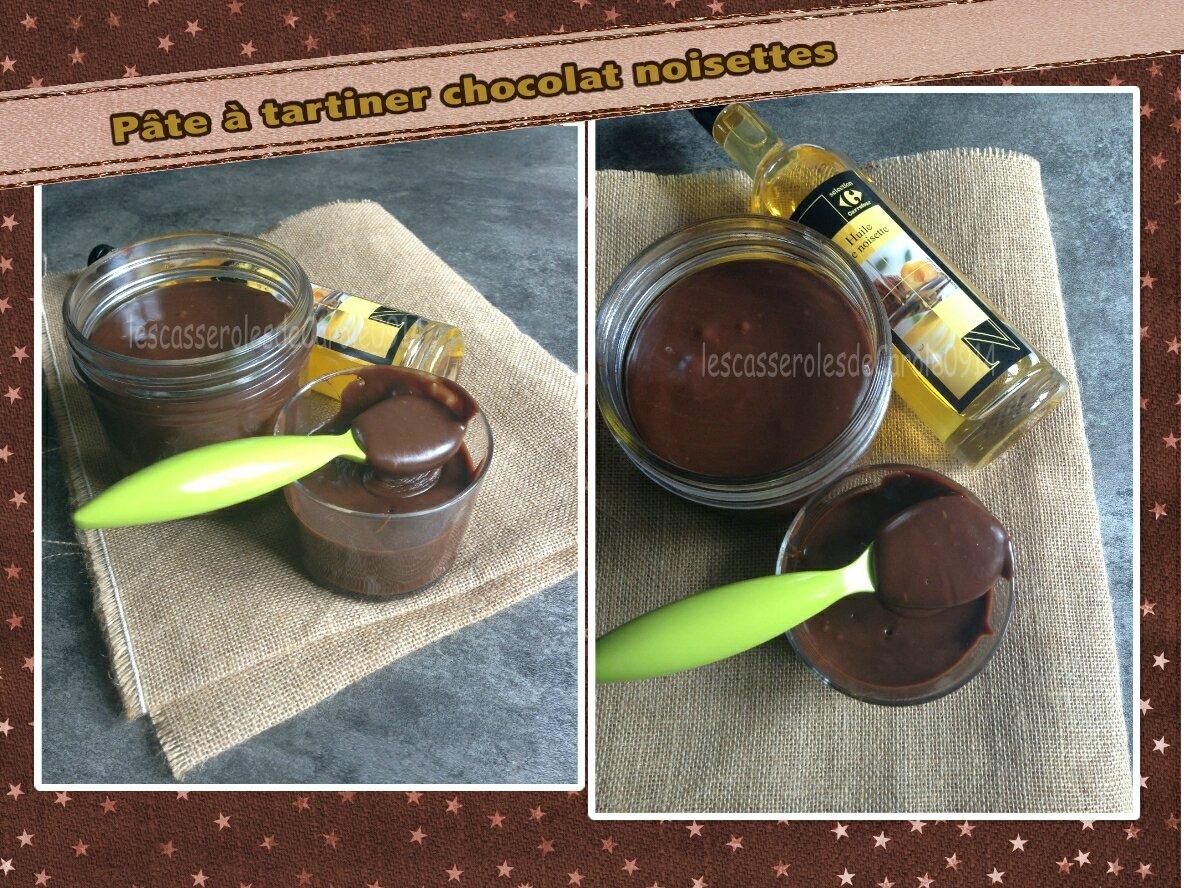 p te tartiner nul le t 39 es l chocolat noisette recette avec ou sans companion les. Black Bedroom Furniture Sets. Home Design Ideas