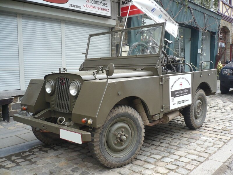 MINERVA Land Rover 4x4 1952 Houffalize (1)