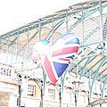 London - early may