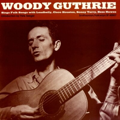Disque Woody-Guthrie