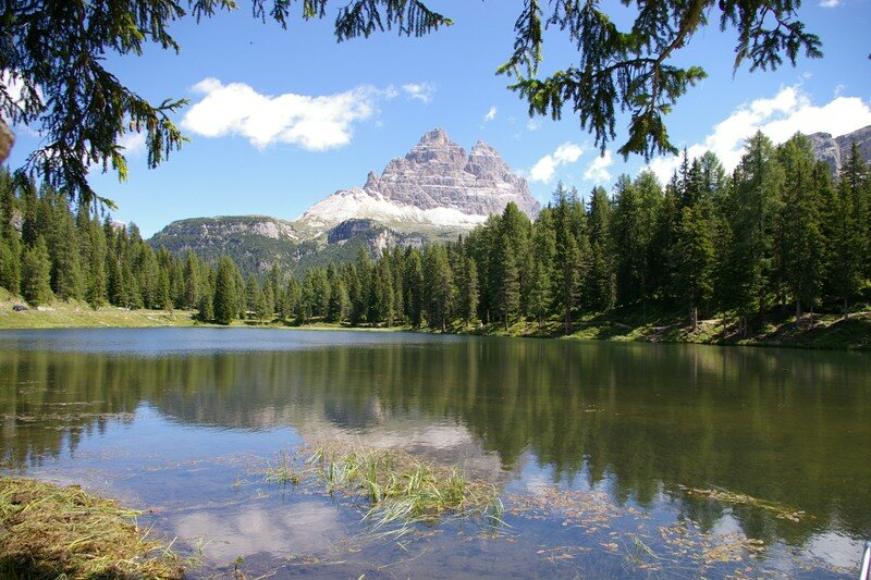 lac misurina photo de dolomites cedraak. Black Bedroom Furniture Sets. Home Design Ideas