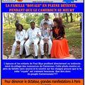 France- cameroun: les camerounais de la diaspora crient haro sur paul biya