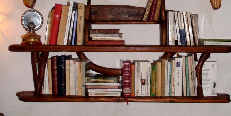 etagere livres reversible et au choix milema arte. Black Bedroom Furniture Sets. Home Design Ideas