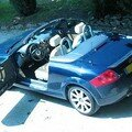 AUDI - TT roadster 3.2l V6 - 2005