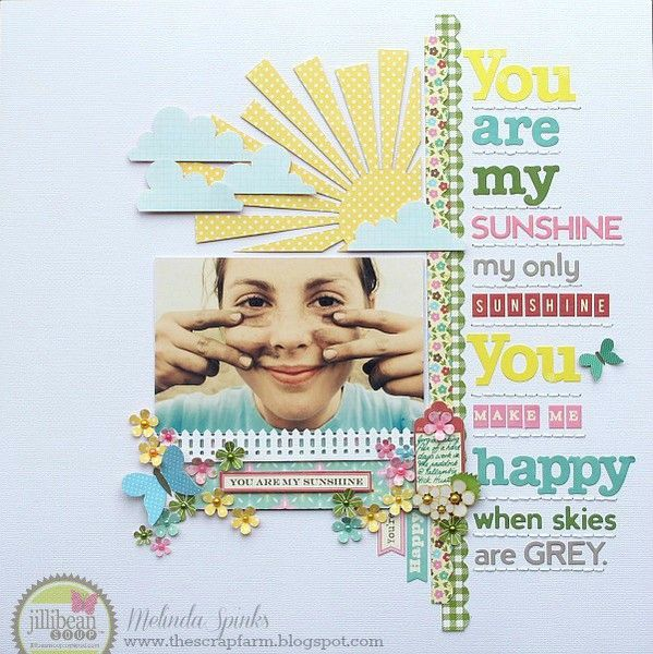 You are my Sunshine by Melinda Spinks