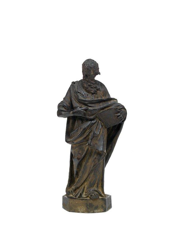Moïse, Attribué à Alessandro Vittoria (Trente, 1525 - Venise, 1608), Italie, fin du XVIe siècle