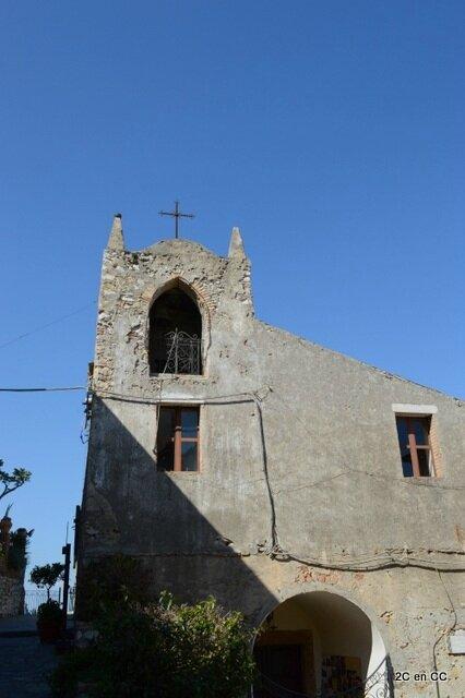 Chiesa San Georgio - - Castelmola - Sicile