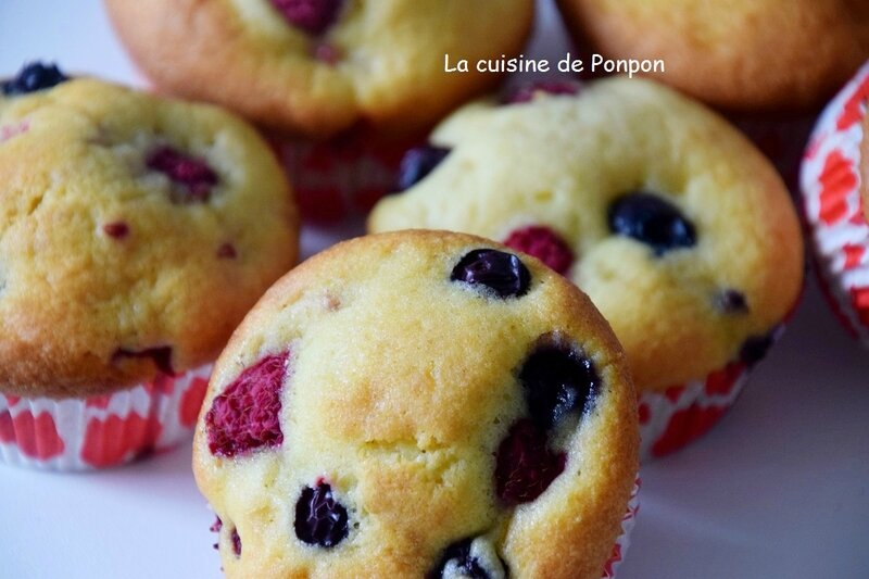 muffin fruits rouges (6)