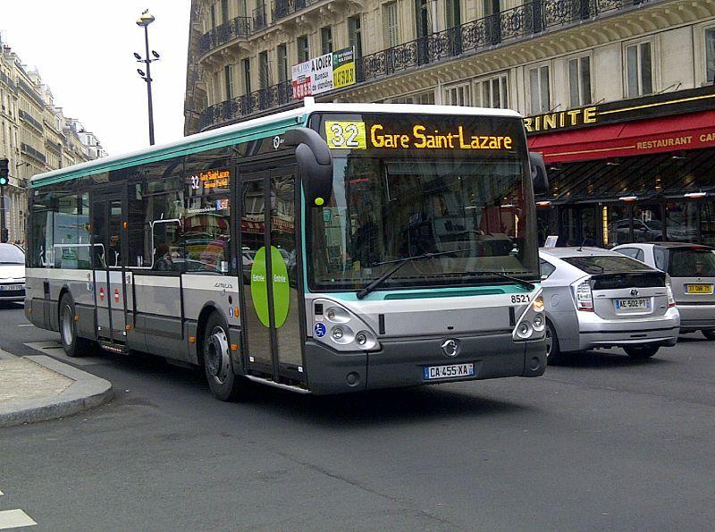 bus ratp le stif imprime sa marque transportparis le webmagazine des transports parisiens. Black Bedroom Furniture Sets. Home Design Ideas