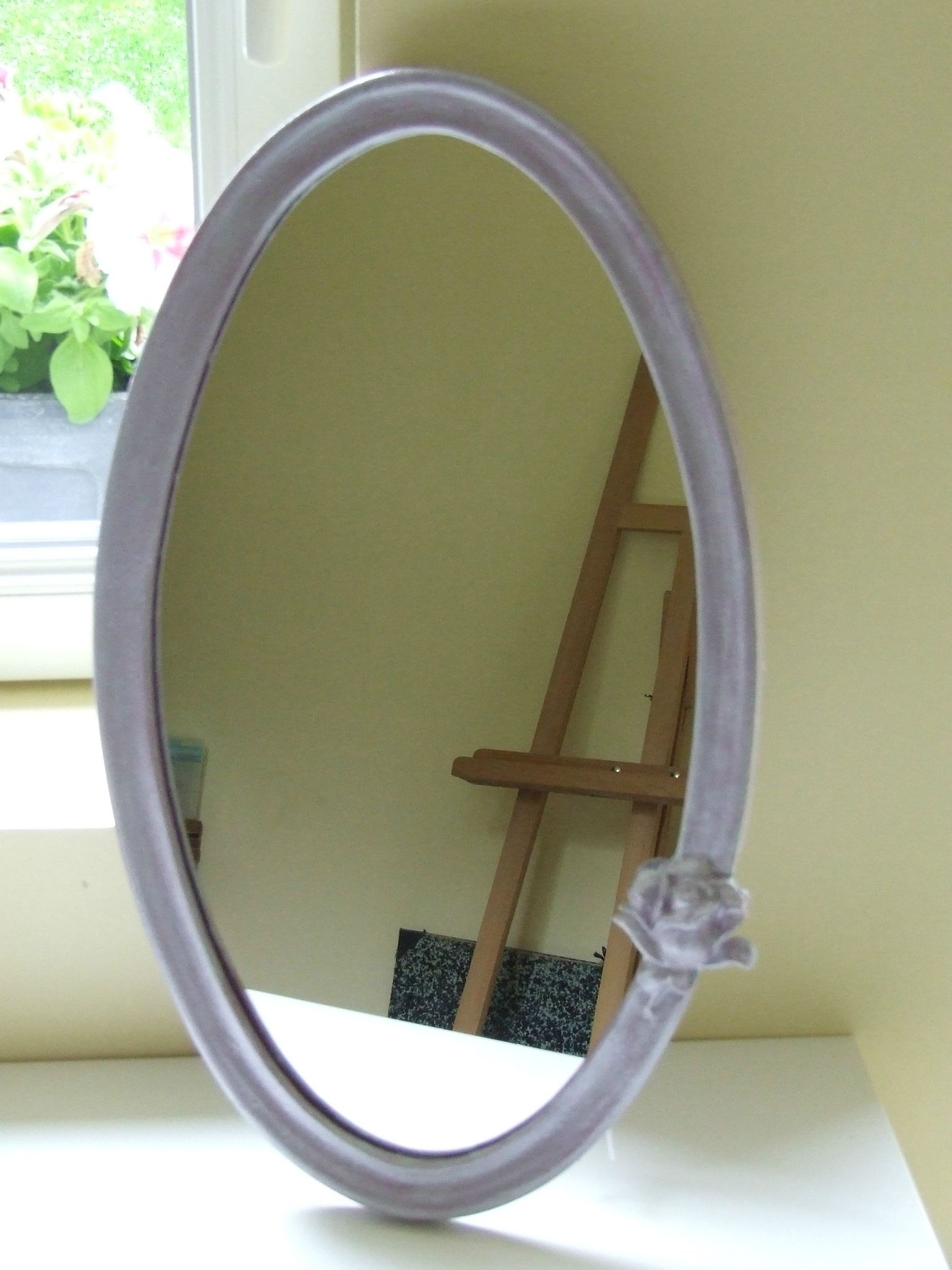 L 39 atelier d 39 ang le for Miroir fer forge ikea