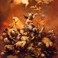 'Conan' Painting by Late Artist Frank Frazetta Goes for $1.5 Million