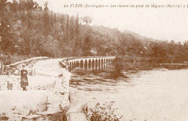 Gros dégâts en 1912