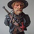 Sergent des Templiers XIIIème siècle - PICT8130