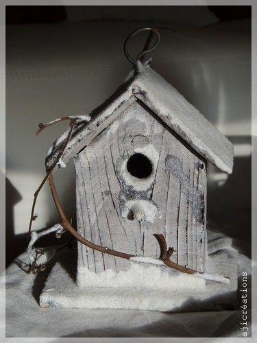 Petite maison d'oiseau