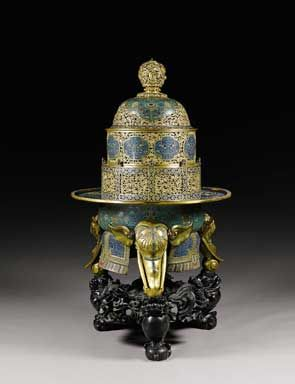 Sotheby S Chinese Sale To Be Highlighted By Fine Imperial