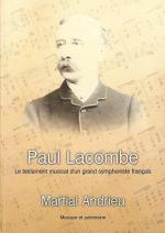 Paul Lacombe © Martial Andrieu