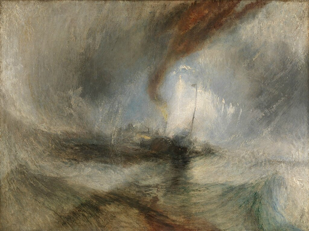 First major West Coast international loan exhibition focuses on Turner's late work