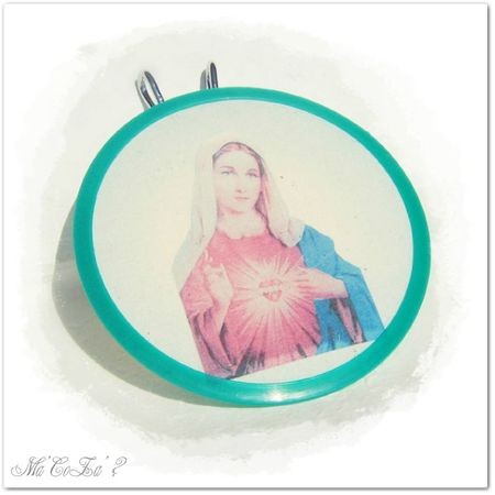 Projet Broderie Sacro Cuore di Maria