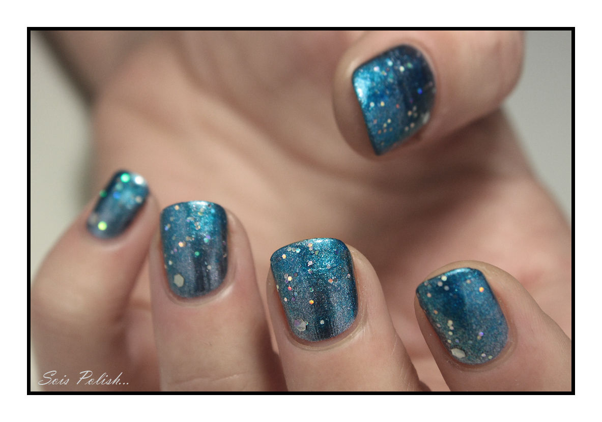 The Sunday Nail Battle #35 - New Year's Eve
