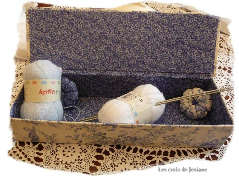 81 - Pour les aiguilles à tricoter 4