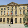 La mairie de St Maximin