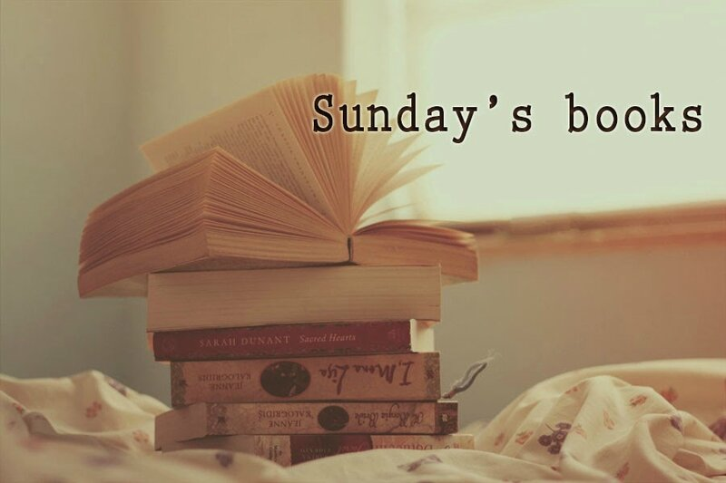 Sunday's Books copie