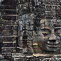Les temples d'angkor...