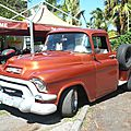 GMC 100 2door pick-up La Saline les Bains (1)