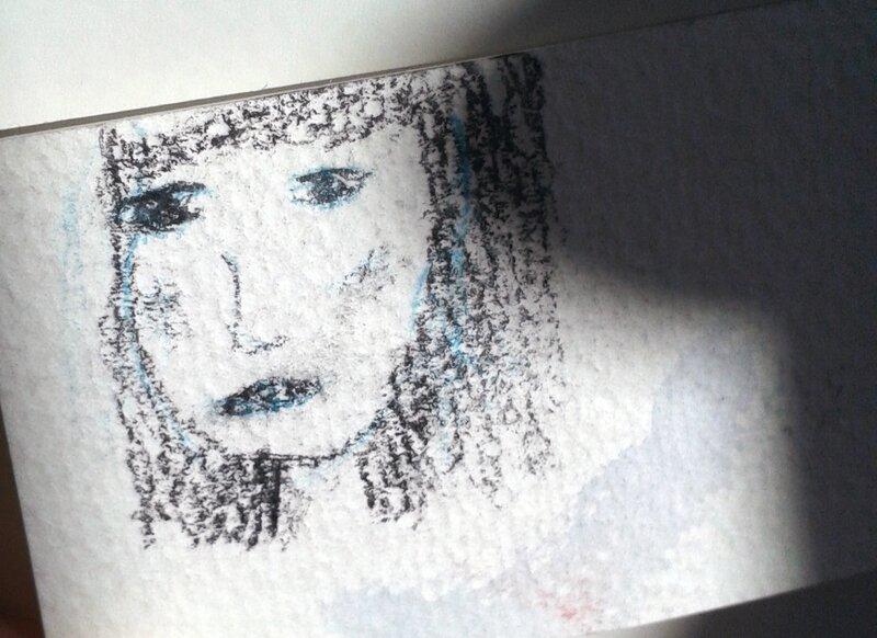 ameliebiggs_visage fille crayon