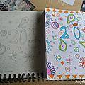 30 days of journaling : thème 8