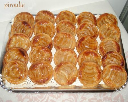tarte frangipane poire