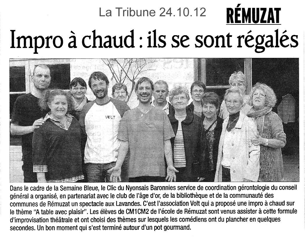 Tribune 24