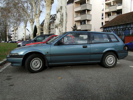 HONDA Accord Aero Deck EX 2,0i 1986 a 1989 Retrorencard 2