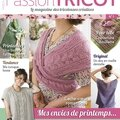 Passion tricot n°1...