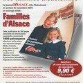 LE LIVRE DES FAMILLES D'ALSACE