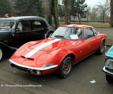 Opel GT1900 de 1969 (Retrorencard Mars 2012) 01