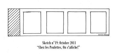 sketch octobre