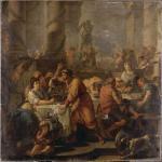 Les saturnales romaines_Antoine-François Callet