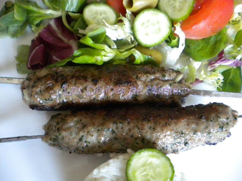 Kafta ou kefta la libanaise au cobb les d lices de mimm - Cuisine libanaise recette ...