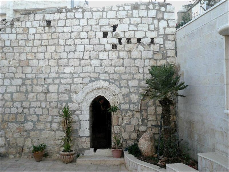 Taybeh - Maison des paraboles web
