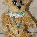 Blue ribbon bear , 10