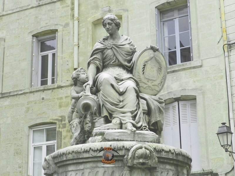 fontaine Montpellier