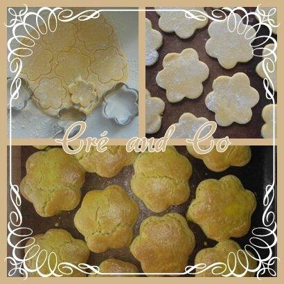 Biscuits au pastis
