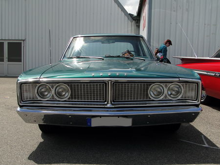 DODGE Coronet 440 4door Sedan 1966 RegioMotoClassica 2010 1